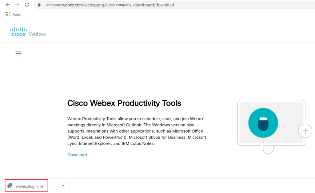 How To Install Webex Productivity Tools In Outlook Whatismylocalip